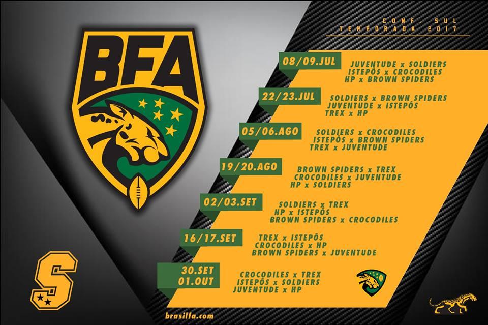 BFA - campeonato brasileiro