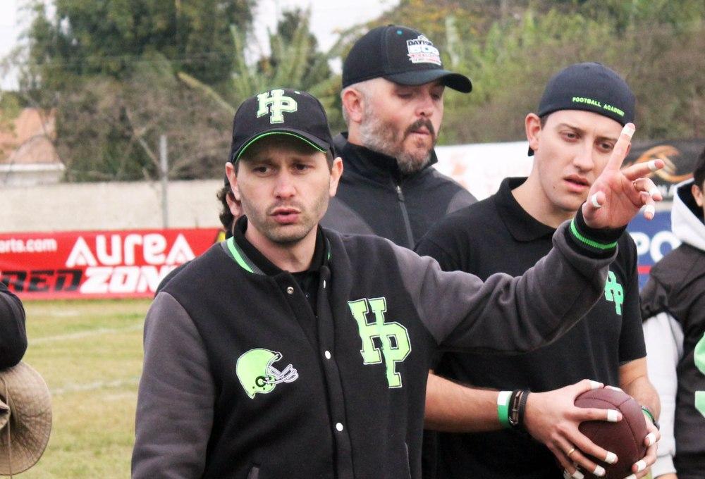 Carlos Copi - head coach HP
