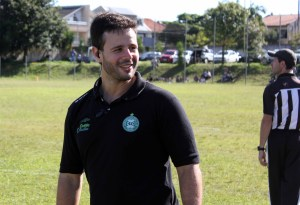 Fernando Alves - head coach crocodiles 2