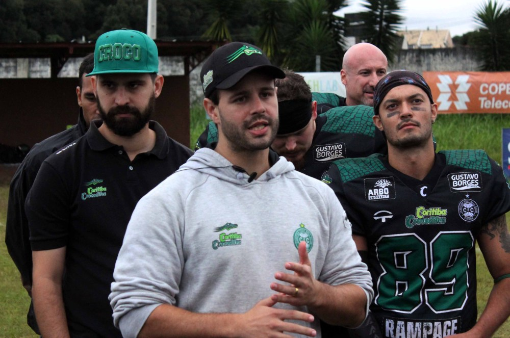 Fernando Alves - head coach crocodiles