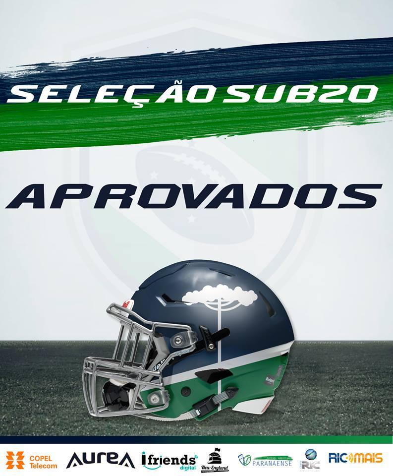 selecao sub20 - convocados 01